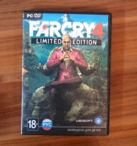 Диск FARCRY4