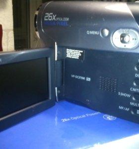DVD  Видео камера Samsung