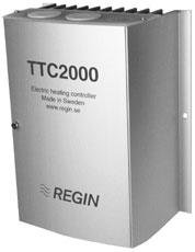 Регулятор температуры Regin TTC 2000