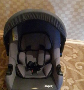 Детское кресло - люлька в авто