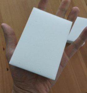 Меламиновые чудо-губки большие 5 шт