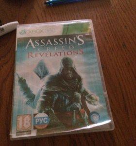 Assasin's Creed Revalations -xbox 360
