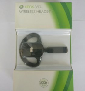 Беспроводная гарнитура для Xbox 360
