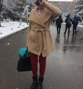 Очень тёплое пальто