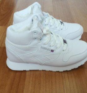 Зимние ботинки Reebok новые