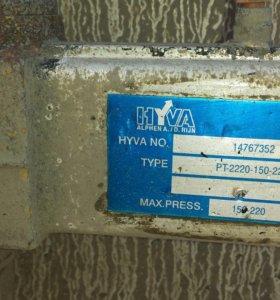 Гидронасос на тонар . стоит на вольво 2009 года.