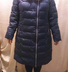 Пальто зимнее, р-р 54