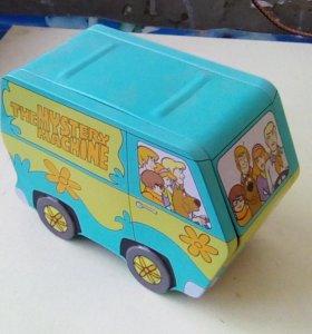 Коллекция карточек Scooby Doo