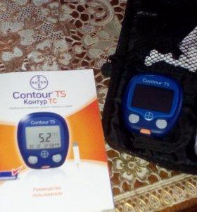 Прибор д/измерения сахара Contour TS