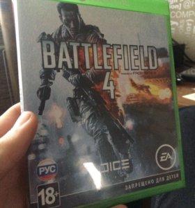 Battlefield 4 на Xbox One