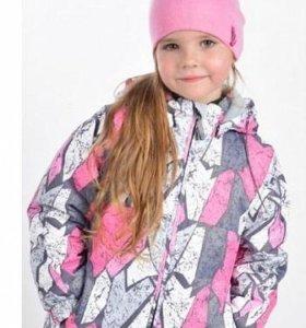 Крокид 80-86 зимняя куртка