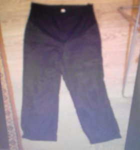 Зимние брюки для беременных