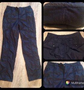 Утеплённые (зимние) штаны