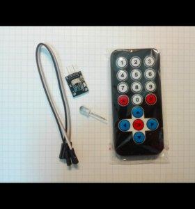 ИК пульт для микроконтроллера