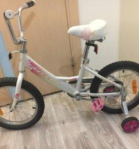 велосипед для девочки,
