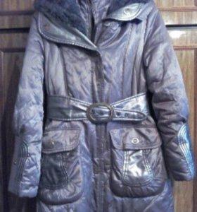 Жен.зимнее пальто