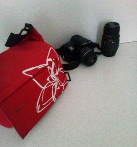 Фотоаппарат Sony DRSL A290