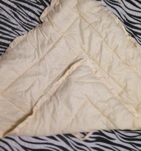Конверт - одеяло новое