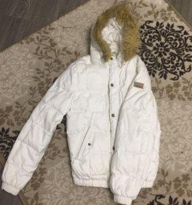 Мужская зимняя куртка Адидас NEO
