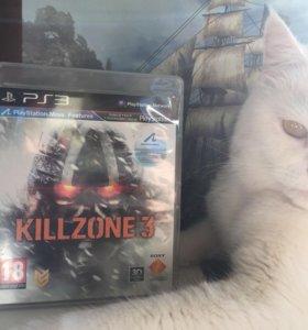 Killzone 3 (Рус) для PS3 (эксклюзив)