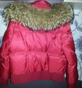Очень классная зимняя куртка