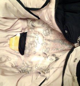 Куртка зима 46-48р