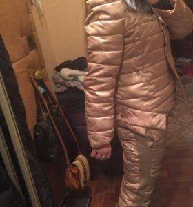 Зимний тёплый костюм