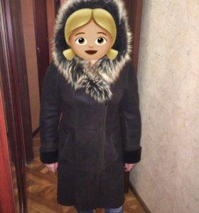 Шуба норковая / дубленка