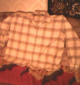 Новая рубашка большого размера