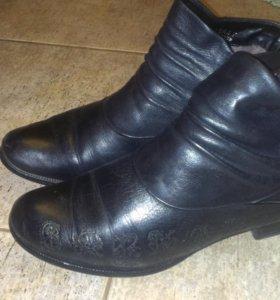 Зима ботинки Carnaby 39 р.