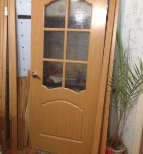 Дверь меж-комнатная