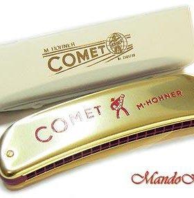 Губная гармошка Hohner comet
