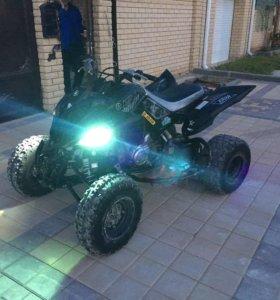 Срочно!Yamaha Raptor 700R