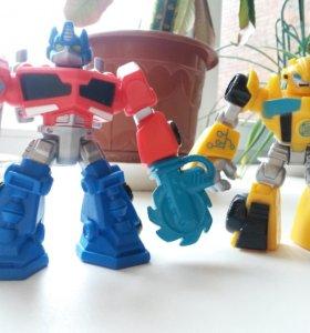 Новые игрушки