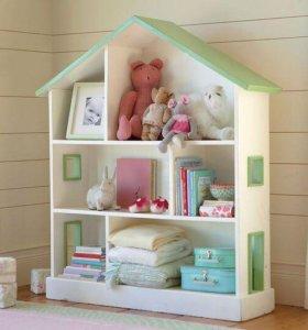 Кукольный домик в детскую