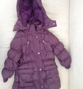 Теплая стильная куртка зимняя 😍