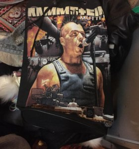 Rammstein сумка