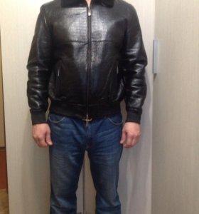 Зимняя мужская куртка Ritter