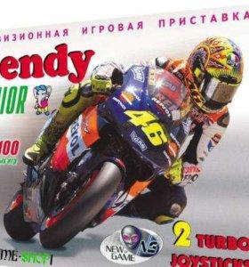 Dendy Junior + 104 игры