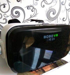 Очки виртуальной реальности с наушниками BoboVr Z4