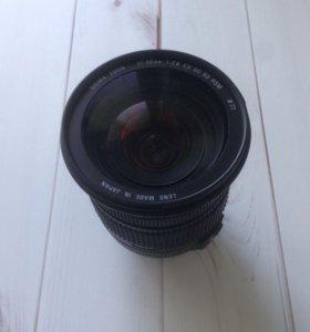 Sigma AF 17-50mm f/2.8 EX DC OS HSM Nikon F