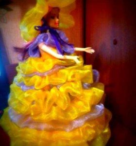 Кукла шкатулка на заказ.