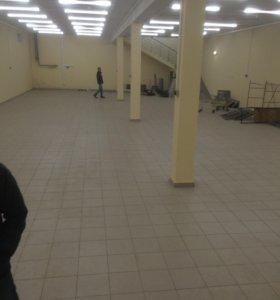 СДАМ помещение 285 кв , цокольный этаж.