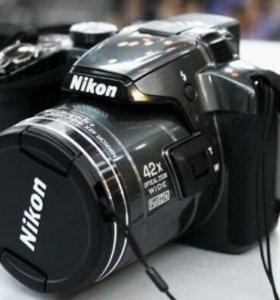 Nikon Coolpix P510 ультразум 42х. 16.8МП. Full HD