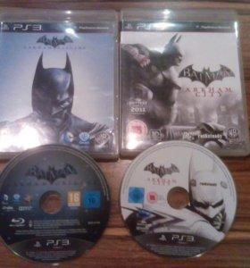 Batman Arkham Origins / Batman Arkham City PS3