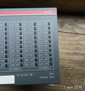 АВВ AI523 Аналоговый модуль В/В