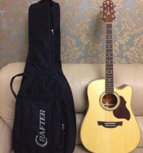 Гитара электроакустическая Crafter DE-8