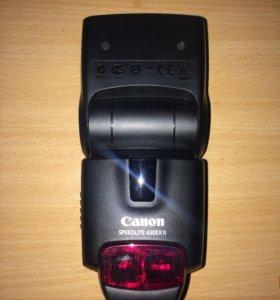 Продам вспышку Canon 430EX II