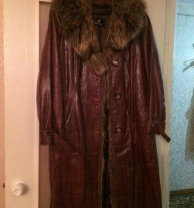 Пальто (осень - зима)
