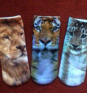Необычные носочки
